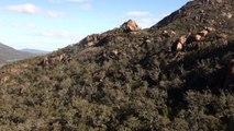 Australie-Tasmanie: L'un des points les plus beaux d'Australie!