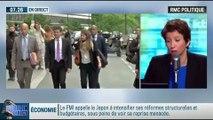 RMC Politique :  Sondage choc : Manuel Valls est préféré à François Hollande pour être le candidat socialiste à la présidentielle de 2017 - 30/05