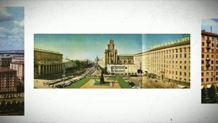 1960'larda Moskova
