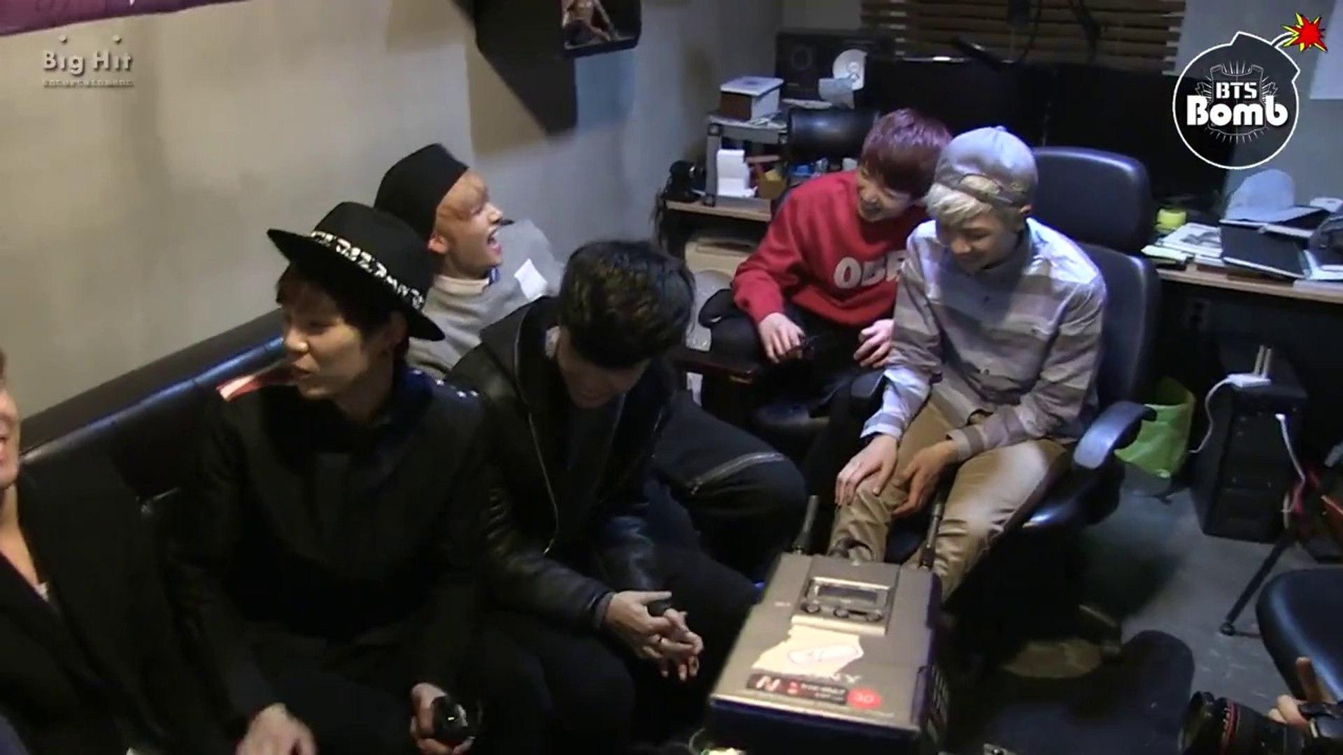 BTS Bomb - Let's test BTS' nerve!