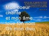 Clips louanges mon coeur chante JTM avec paroles... JTM - Album : Nous chantons ta victoire