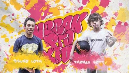 UPK - UrbanBall / Freestyle Football - Bruno Loth VS Thomas Sotty
