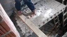 Gros FAIL de chantier : Scier la branche sur laquelle on est assis