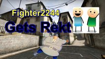 Squeaker's TTT Revenge Fail! (Garry's Mod TTT Voice Trolling)
