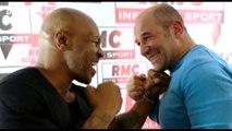 """Super Moscato Show / Tyson et la morsure sur Holyfield : """"Je voulais le faire, je l'ai fait"""" 09/10"""