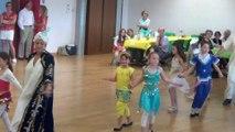 gala 2014 Danses à deux à Douarnenez enfants débutants -  cha cha cha