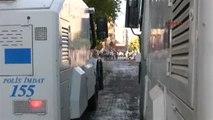 """Viranşehir'i Harabeye Çeviren Eylemlerde 40 Gözaltı"""" Haberine Ek Eylemcilere Gazlı ve Sulu Müdahale..."""