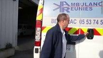 Ambulances Réunies 24, ambulances, VSL, taxis à Bergerac, Sarlat, Champcevinel et Ste-Foy-la-Grande.