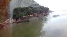 Corredeiras do Rio Puruba, um sonho de rio, Ubatuba, SP, Brasil, mares e rios, Natureza Selvagem tulo