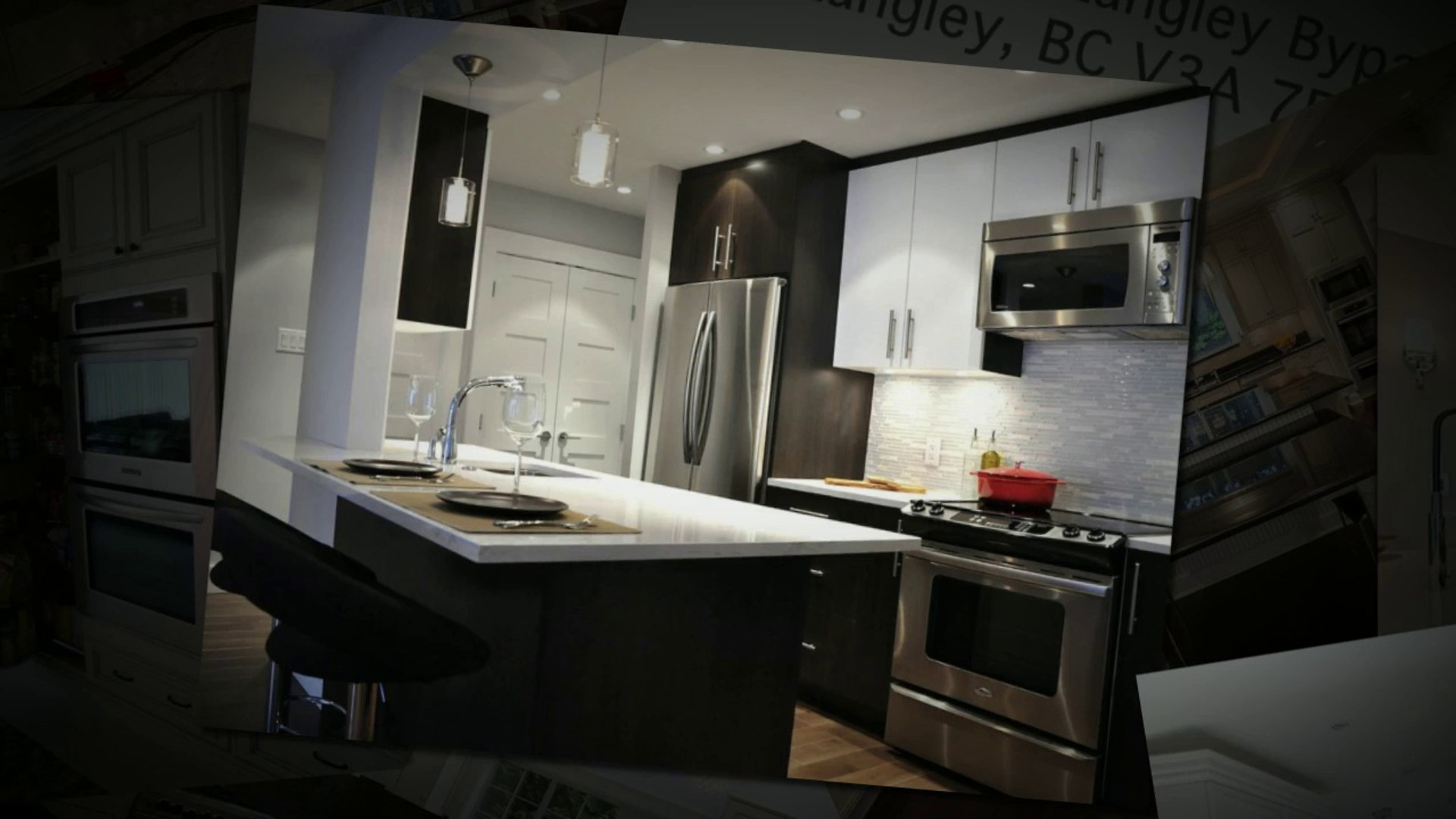 Kitchen Craft Cabinetry Langley Bc Video Dailymotion