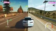 Forza Horizon 2 - Forza Horizon vs. Forza Horizon 2, le comparatif