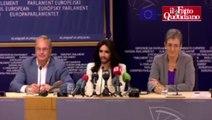 """Conchita Wurst: """"Alfano? Non capisco perché alcuni politici abbiano così paura dei diritti"""" - Il Fatto Quotidiano"""