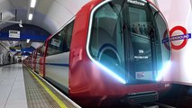 Design For London's Driverless Trains Unveiled