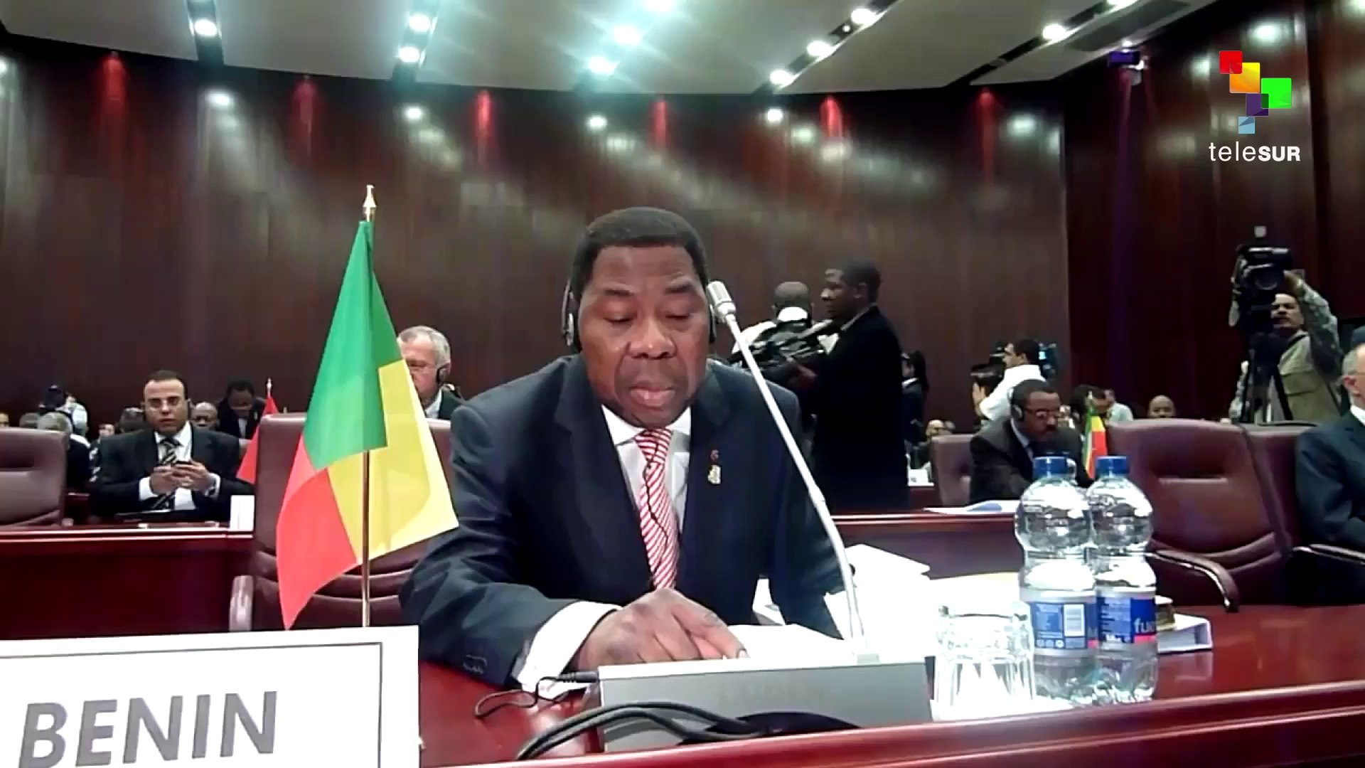 The Global African - African Union