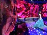 Segunda parte del desfile en traje de gala en el Miss Venezuela