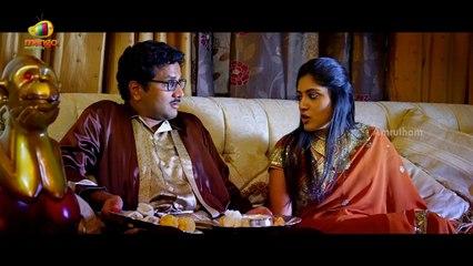 Amrutham Chandamama Lo Scenes - Sivannarayana meets Rao Ramesh by accidentally
