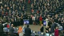 Malala reçoit le prix Sakharov pour les droits de l'Homme