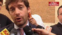 """Pd, Civati a Guerini e Renzi: """"No ai ricatti, c'è un problema grosso come una casa"""" - Il Fatto Quotidiano"""