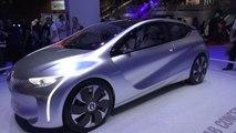 Marie-Ange Horlaville au Mondial de l'automobile - Coup de ♥ Nec plus Ultra