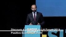 LH Forum : le discours d'ouverture d'Edouard Philippe, maire du Havre