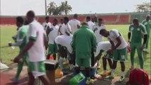 Nigéria, Les Les supers eagles affrontent le Soudan ce week-end