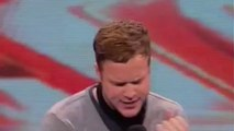 Olly Murs reckons The X Factor contestants will crash down to reality this weekend