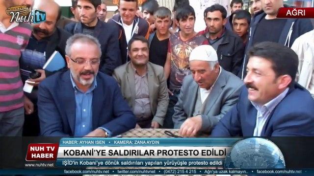 Sırrı Sakık Kobani Basın Açıklaması