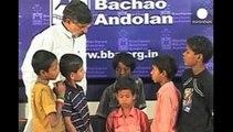 ملاله یوسف زی: جایزه نوبل صلح، جایزه کودکان بی صدای جهان است