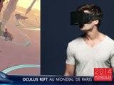 Testez les Oculus Rift au Mondial de l'Automobile de Paris 2014