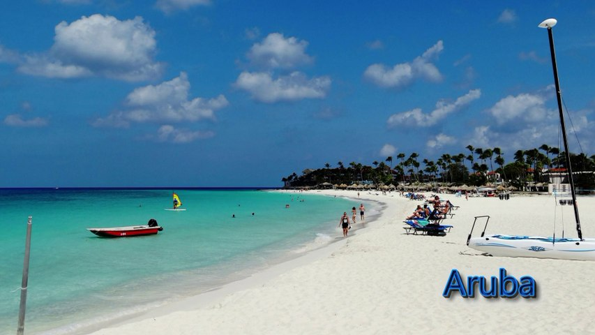 Aruba - Caribbean Cruise MS Monarch 1 - Hotel Tamarijn / 2014