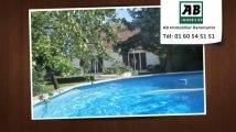 A vendre - maison - SECTEUR LE PLESSIS BELLEVILLE (60330) - 6 pièces - 120m²