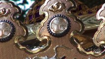 青山熊野神社 例大祭 宮神輿渡御 四年に一度の渡御(平成26年)