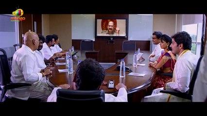Amrutham Chandamama Lo Scenes -  Harish Koyalagundla funny warning to Ahuti Prasad