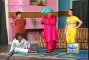 Pakistani Punjabi Stage Drama Nargis & Tariq Teddy funny jokes 2013