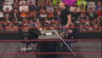 Bret Hart Vs Mr Mcmahon Wrestlemania 26 Contract Signing Pt 1 (3-15-2010)