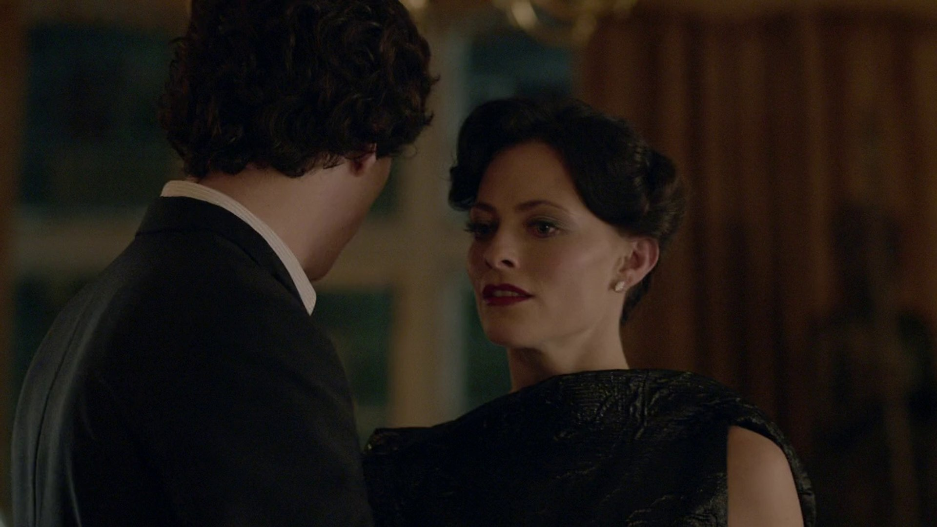 THE woman - Irene Adler by Lara Pulver in S02E01
