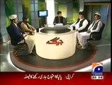 Jirga on Geo News(Waziristan Main Ab Har Waqr Khoon Ki Barish Horahi Hai…) – 11th October 2014