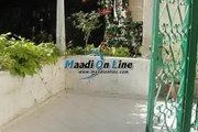 Ground floor for rent in sarayat el maadi with privet garden and privet entrance  3 bedroom