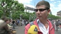 Fête du vélo : Strasbourg à deux roues