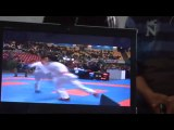 Boran Berak - Silver medal on Junior Europan Karate Championship 2014 Lisabon (Emotional video)