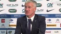 Equipe de France : Deschamps sûr de sa liste malgré le doute Ribéry