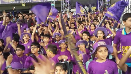 THE KNIGHTS OWE IT TO THE FANS OF KOLKATA | They scream, shout and let it all out, KKR style!