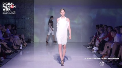 In Good Company X Digital Fashion Week Singapore 2013