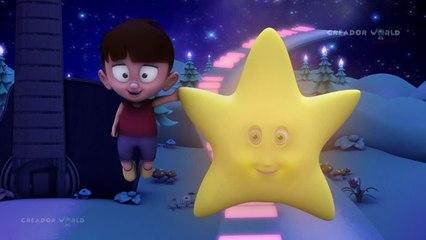 Twinkle Twinkle Little Star 3D Nursery Rhymes