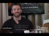 Captain America: The Winter Soldier Interviews with Chris Evans, Scarlett Johansson, Anthony Mackie