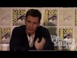 Captain America The Winter Soldier Interviews with Chris Evans, Scarlett Johansson at SDCC 2013