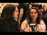 Natalie Portman, Kat Dennings Interview for the movie Thor at San Diego Comic Con 2011
