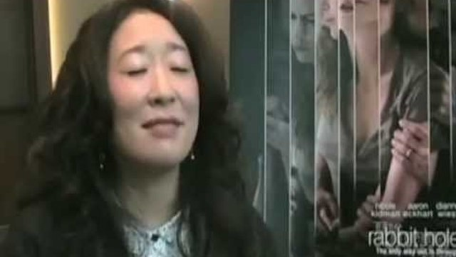 Sandra Oh Exclusive Interview for Greys Anatomy Season 7