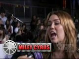 Justin Bieber: Never Say Never Red Carpet Premiere Interviews with Justin Bieber, Usher, Miley Cyrus