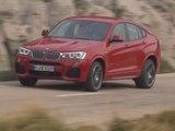 BMW X4 xDrive 35i M Sport 2014